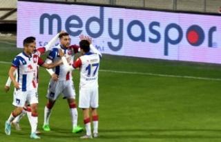 Altınordu - Adanaspor: 1-0