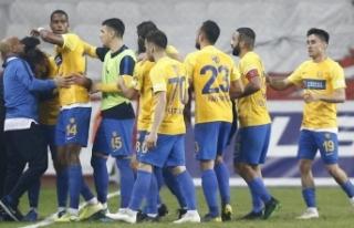 Antalyaspor 2-2 Ankaragücü