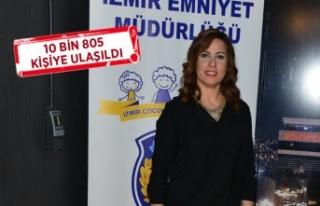 'Biz İzmiriz' gala gecesi yapıldı