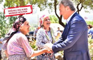 Bornova'nın çınarlarına özel merkez