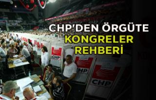CHP'den örgüte kongreler rehberi