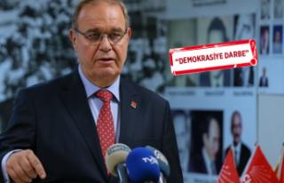 CHP Genel Merkezi'nden Burak Oğuz açıklaması!