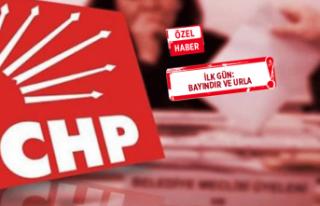 CHP İzmir'de 'ilçe' yarışı başlıyor