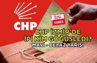 CHP İzmir'de ipi kim göğüsledi?