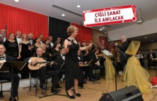 Çiğli'de Türk Sanat Müziği Rüzgarı