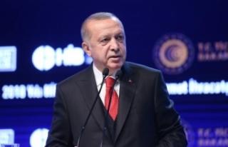 Cumhurbaşkanı Erdoğan'dan 'Kanal İstanbul'...