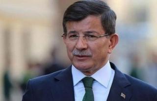 Davutoğlu bugün belgeleri teslim ediyor, partinin...