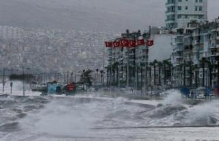 Dikkat: Fırtına Marmara ve Ege'yi vuracak!
