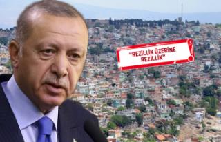 Erdoğan'dan 'Kadifekale' çıkışı