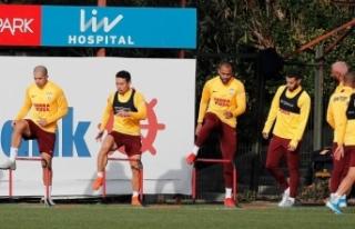 Galatasaray'ın Göztepe kadrosu açıklandı