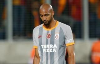 Galatasaray'da Nzonzi süresiz olarak kadro dışı...