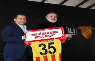 Göztepe'den sponsorluk anlaşması!