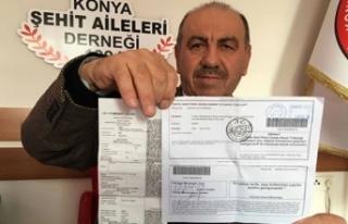Hiç gitmediği İzmir'den park cezası yedi!