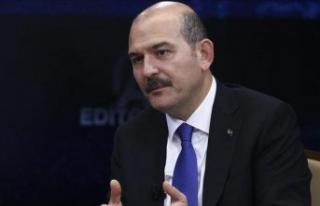 İçişleri Bakanı Soylu: Her şeyi bırakıp gazetecilik...