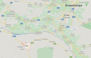 Iğdır'ı sınırında gösteren Ermenistan televizyonuna...