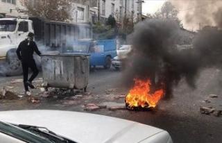 İran'daki internet kesintinin ülkeye günlük...