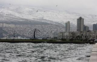 İşte yeni haftada İzmir'in hava durumu
