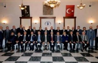 İzmir Başkanlar Kurulu'ndan Ege Ekonomik Forum'u...