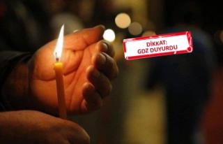 İzmir'de 11 ilçede elektrik kesintisi!