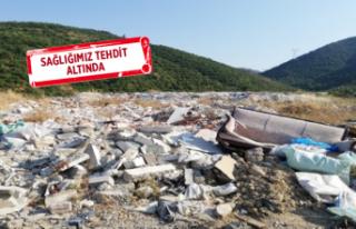 İzmir'de 'Asbest' alarmı!