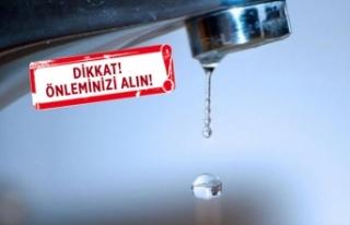 İzmir'de o ilçede 14 gün su yok!