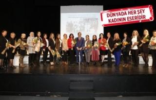Konak'ta, Türk kadınının siyasette 85 yılı...