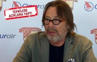 Kulüpler Birliği Başkanı Sepil, TFF'ye iletecek