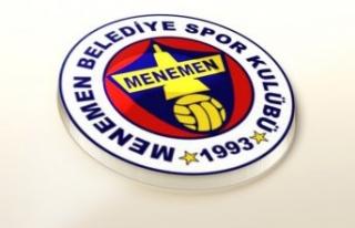 Menemenspor'da Ali Özgün bir açıldı pir...
