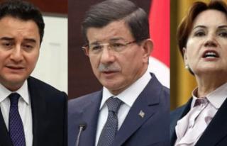 Meral Akşener ve Ali Babacan'dan Davutoğlu'na...