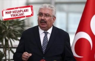 MHP'li Yalçın'dan 'Gelecek Partisi'...