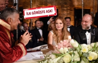 Naz Elmas ile Erol Özmandıracı evlendi!