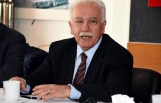 Perinçek: Yeni partilerin AK Parti'yi bölme...