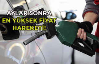 Petrol fiyatları hazirandan beri en yüksek haftalık...