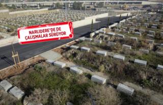 Torbalı ve Bornova'da yeni gömü alanları açıldı