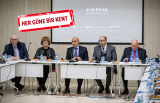 89. İzmir Enternasyonel Fuar'ı için düğmeye...