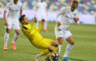 Altay: 1 - İstanbulspor: 0