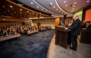 Dünya kenti İzmir için ortaklık vurgusu