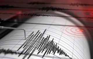 Elazığ'da 4,2 büyüklüğünde deprem