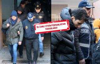 İzmir'de, FETÖ operasyonu: 105'i adliyeye...