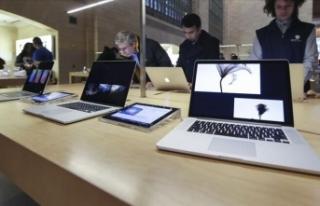 Küresel bilgisayar satışları 2011'den beri ilk...