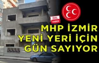 MHP İzmir, Alsancak'a taşınıyor
