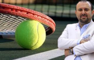 'Tenisin gücünü İzmir ve Türkiye için kullanalım'