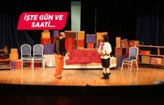 Ahbap, İzmirlilerin karşısına tiyatroyla çıkacak