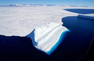 Antarktika'da alarma geçiren rekor