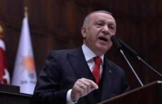 Erdoğan, 'her yerde vururuz' dedi, dünyanın...