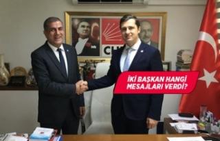 İYİ Partili Kırkpınar'dan CHP'li Yücel'e...