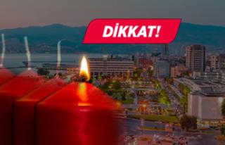 İzmir 14 Şubat'ta 'kararacak'