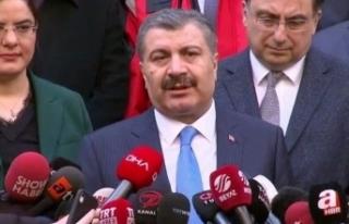 Sağlık Bakanı: 14 günlük karantina bitti