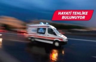 Torbalı'daki zincirleme kazada 2 kişi yaralandı