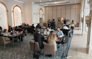 Türk doğal taş sektörü Katar'dan ihracat...